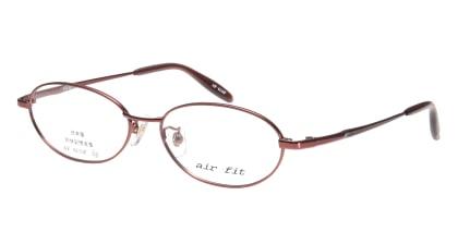 エアーフィットAF-6113F-C-3-52 メガネを試着で購入