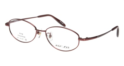 エアーフィットAF-6114F-C-3-52 メガネを試着で購入