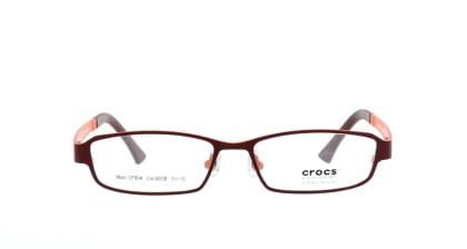 クロックスアイウェア CF604-40OE メガネを試着で購入