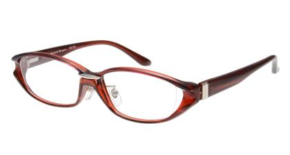 ブラウンシュガー BS-7776-2 メガネを試着で購入