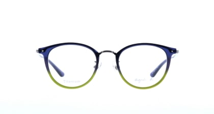 アニエスベー 50-9016-03 メガネを試着で購入