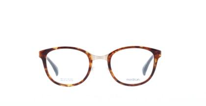 モンブルー MO-018-1 メガネを試着で購入