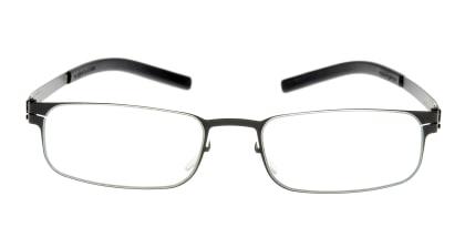 アイシーベルリン Gabriel-Black メガネを試着で購入