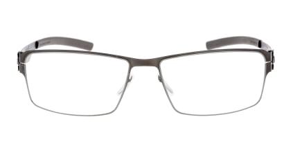 アイシーベルリン Jurgen H.-Graphite-Warm Grey メガネをネットで購入