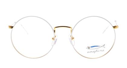 サラギーナ ELENA-336-V51 メガネを試着で購入