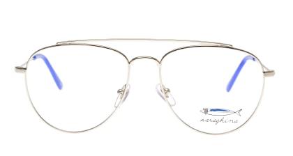 サラギーナ TULLIO-308-V メガネを試着で購入