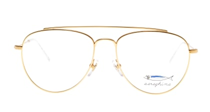 サラギーナ TULLIO-309-V メガネを試着で購入