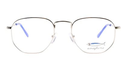 サラギーナ TIBERIO-308-V メガネを試着で購入