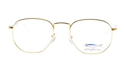 サラギーナ TIBERIO-309-V メガネを試着で購入