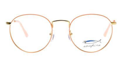 サラギーナ MASO-338-V50 メガネを試着で購入