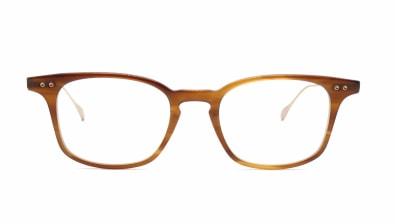 ディータ Buckeye DRX-2072-E-AMB-GLD-49-AF-Z メガネを試着で購入