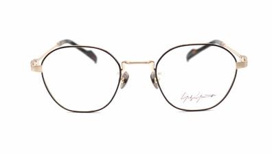 ヨウジヤマモト 19-0026-06 メガネを試着で購入
