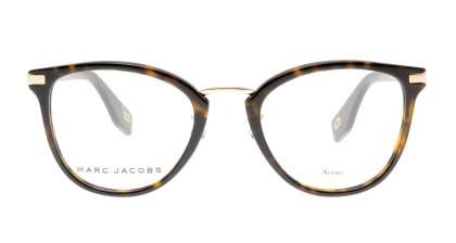 マークジェイコブス 331-F-O86-50 メガネを試着で購入
