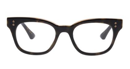 ディータDRX-3039-B-TRT-GLD-50-AF-rhythm メガネを試着で購入