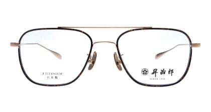 昇治郎 SJ-6017-GP-54 メガネを試着で購入