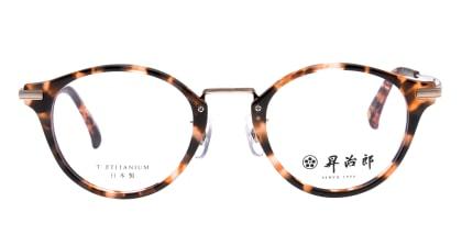 昇治郎 SJ-6103-PKD-47 メガネを試着で購入