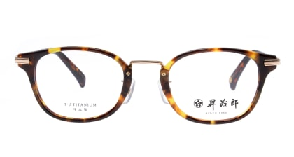 昇治郎 SJ-6104-BRD-48 メガネを試着で購入