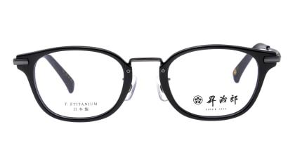 昇治郎 SJ-6104-BK -48 メガネを試着で購入