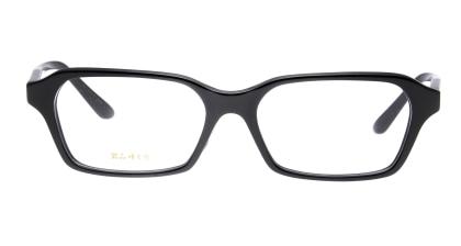 銘品晴夫作 ME-16-1-54 メガネを試着で購入