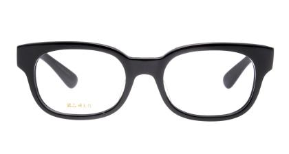 銘品晴夫作 ME-20-1-52 メガネを試着で購入