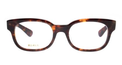 銘品晴夫作 ME-20-2-52 メガネを試着で購入