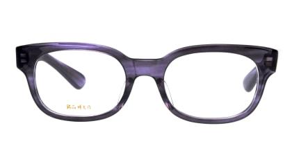 銘品晴夫作 ME-20-3-52 メガネを試着で購入