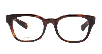 銘品晴夫作 ME-21-2-50 メガネを試着で購入