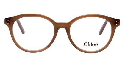 クロエ CE2681A-272-51 メガネを試着で購入