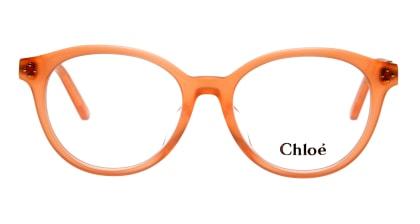 クロエ CE2681A-749-51 メガネを試着で購入