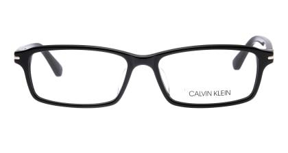 カルバンクラインCK5953A-001-54 メガネを試着で購入