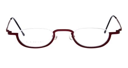 ルーチェ 2355-L3-40 メガネを試着で購入
