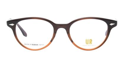 アーバンリサーチ URF 7011J-3-48 メガネを試着で購入