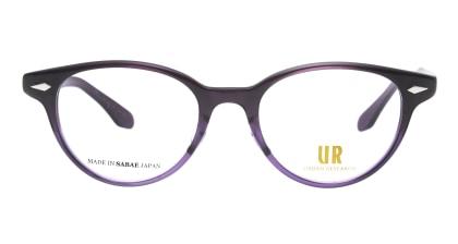 アーバンリサーチ URF 7011J-4-48 メガネを試着で購入