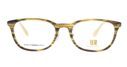 アーバンリサーチ URF 7017J-4-52 メガネを試着で購入