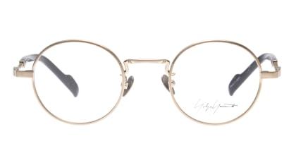 ヨウジヤマモト 19-0028-4-45 メガネを試着で購入