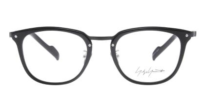ヨウジヤマモト 19-0031-5-49 メガネを試着で購入
