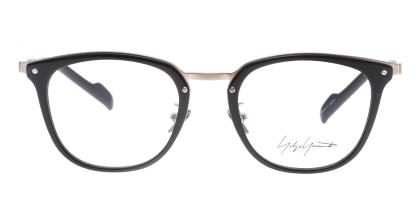 ヨウジヤマモト 19-0031-6-49 メガネを試着で購入