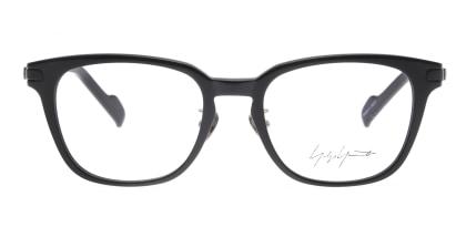ヨウジヤマモト 19-0032-5-50 メガネを試着で購入