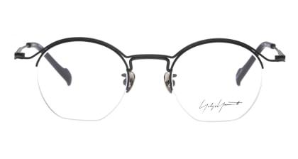 ヨウジヤマモト 19-0035-1-46 メガネを試着で購入
