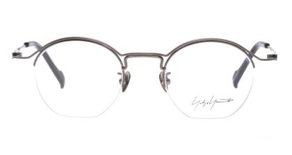 ヨウジヤマモト 19-0035-2-46 メガネを試着で購入