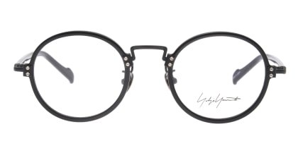 ヨウジヤマモト 19-0037-1-47 メガネを試着で購入