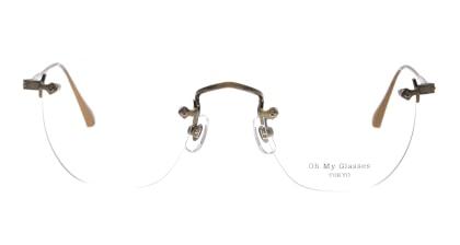 Oh My Glasses TOKYO omg-128 Otis-ATG-48 メガネを試着で購入