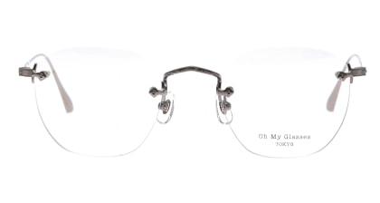 Oh My Glasses TOKYO omg-128 Otis-GRY-48 メガネを試着で購入