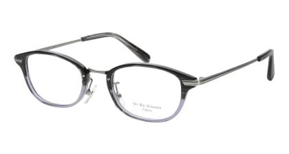 Oh My Glasses TOKYO Scott omg-091-31-21-49 メガネを試着で購入
