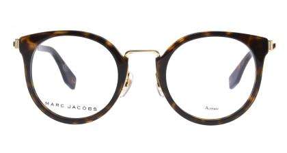 マークジェイコブス MARC 269-49-2IK メガネを試着で購入