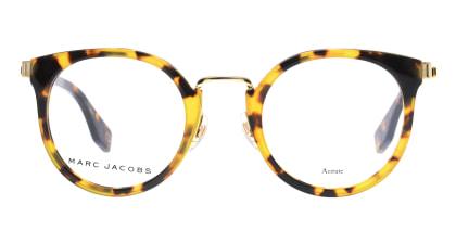 マークジェイコブス MARC 269-49-086 メガネを試着で購入