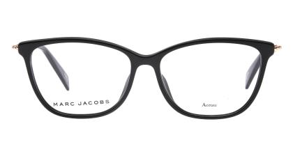 マークジェイコブス MARC 258-52-807 メガネを試着で購入