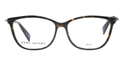 マークジェイコブス MARC 258-52-086 メガネを試着で購入