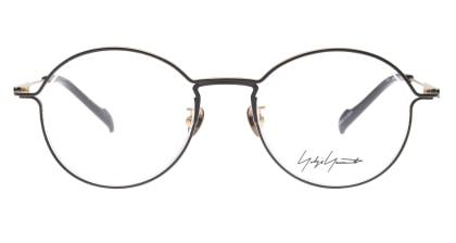 ヨウジヤマモト 19-0040-04ー51 メガネを試着で購入
