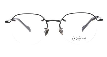 ヨウジヤマモト 19-0041-01ー52 メガネを試着で購入